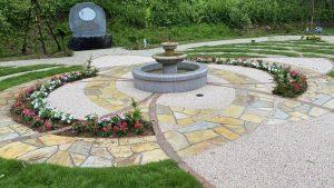 金剛寺 庭園葬